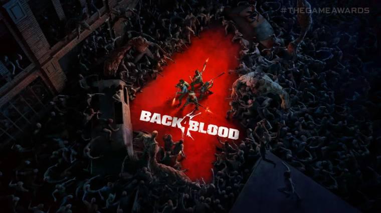 Visszatér a zombie shooter műfajhoz a Turtle Rock Studios, készül a Back 4 Blood bevezetőkép