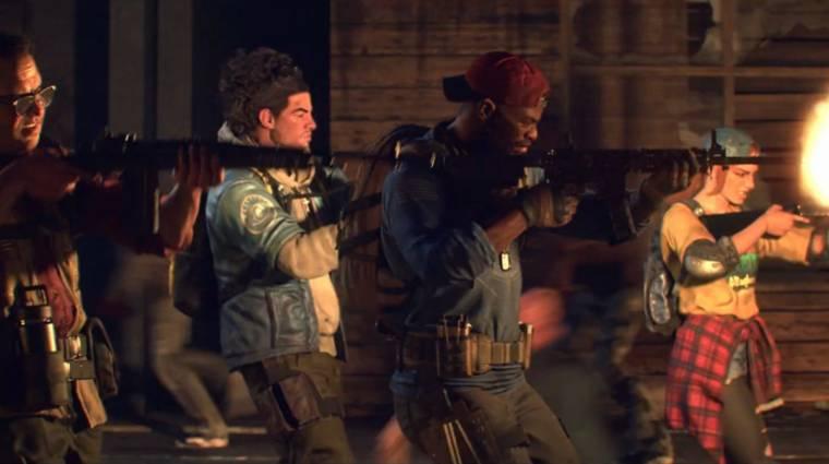 Késik a Left 4 Dead szellemi utódja, a Back 4 Blood bevezetőkép