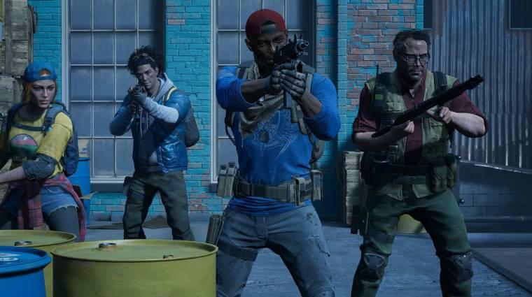 A játékmenet alapján is hamisítatlan Left 4 Dead érzést ígér az alkotók új játéka bevezetőkép