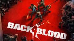 Zombimészárlásra indulunk a Back 4 Bloodban kép