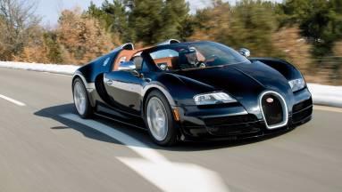 A Bugatti most luxushangszórókkal támad kép