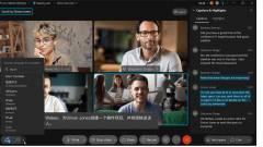 Cisco Webex: valós idejű fordítás webes konferenciákhoz - magyarra is kép