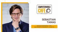 Computerworld Café: vendégünk Sebastian Tamás, a RocketShepherd.com alapítója kép