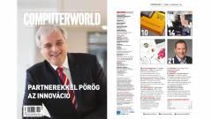 Lapozó: Partnerekkel pörög az innováció - megjelent a Computerworld legfrissebb száma! kép