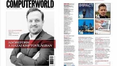 Computerworld Lapozó: Kalocsai Kornél - Adóreform a hazai kriptovilágban kép