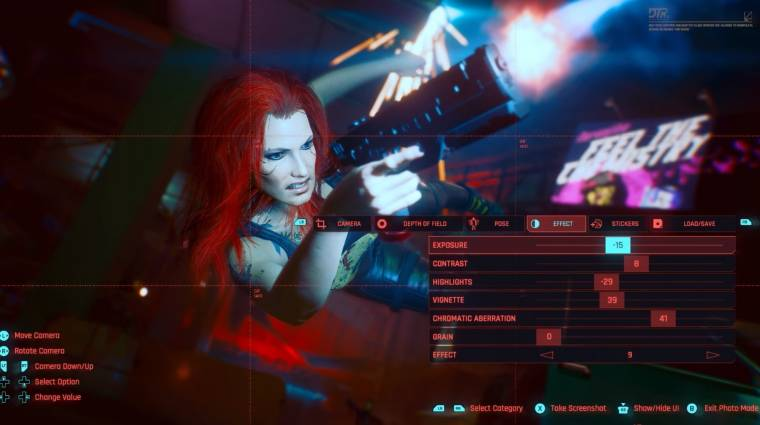 Ilyen lesz a Cyberpunk 2077 fotómódja bevezetőkép