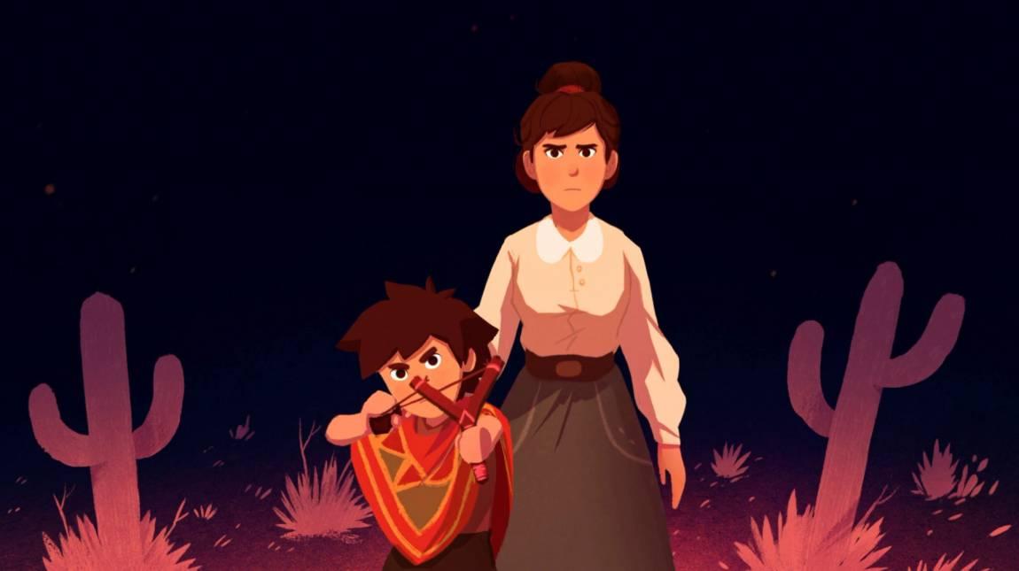El Hijo: A Wild West Tale teszt - a gyermek, aki ott sem volt bevezetőkép