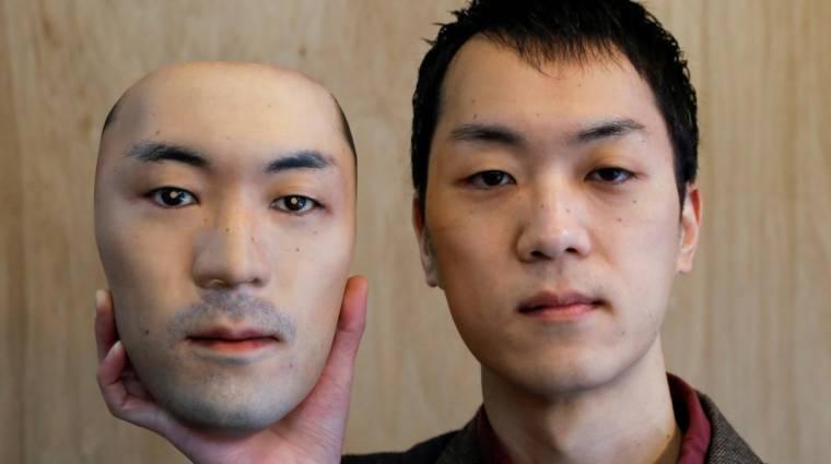 Te fizetnél azért, hogy más arcát viselhesd? kép