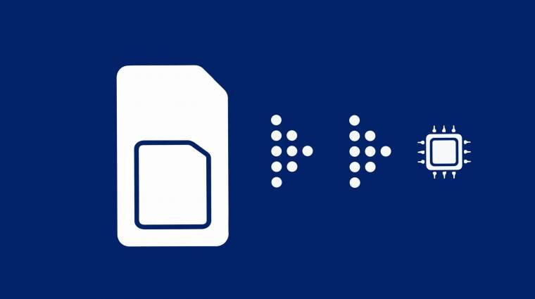 Mi az az eSIM, tényleg jönnek a SIM-kártya nélküli telefonok? kép