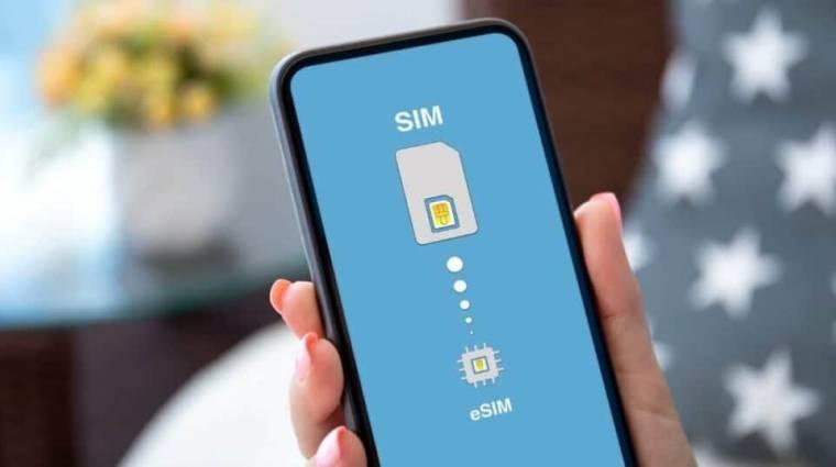 Hamarosan a Vodafone is támogatni fogja az eSIM-et