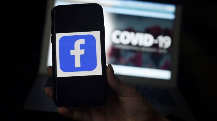 A Facebook el akarta titkolni, hogy a legnépszerűbb posztjuk szerint a koronavírus elleni oltás halált okoz kép