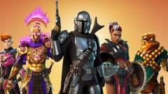 A Fortnite új szezonjából a The Mandalorian főhőse sem marad ki kép