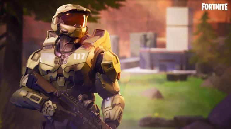 Master Chief is játszható karakter lett a Fortnite-ban bevezetőkép