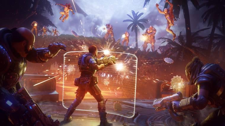 Egyre biztosabb, hogy új IP-n dolgoznak a Gears of War fejlesztői bevezetőkép