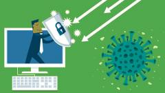 IT-biztonság: felkészült munkavállaló, kisebb kockázat kép