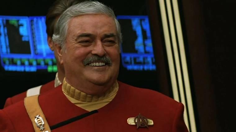 Titokban vitték fel a Nemzetközi Űrállomásra a Star Trek egyik színészének hamvait kép