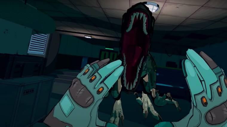 Ez a játék segít átélni a Jurassic World egyik ikonikus jelenetét bevezetőkép