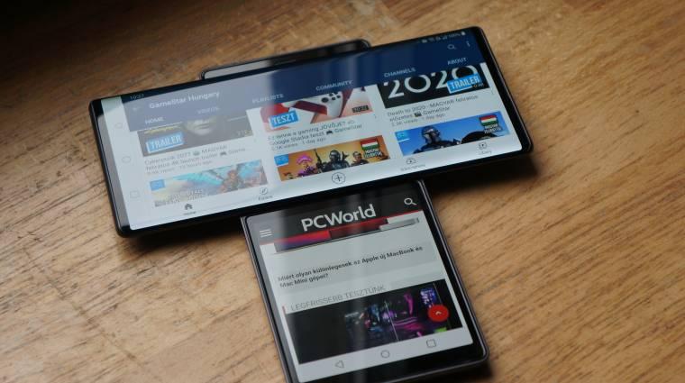 Hivatalos: kilép az okostelefonok piacáról az LG