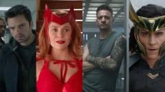 Kiderült néhány Marvel-sorozat epizódjainak száma és hossza kép