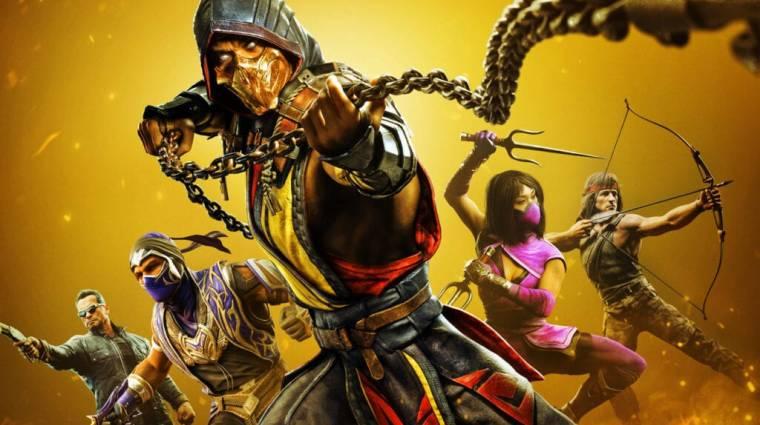 Nem érkezik több tartalom a Mortal Kombat 11-hez bevezetőkép