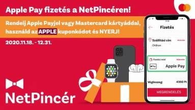 NetPincérezz és indítsd Apple termékekkel 2021-et! fókuszban