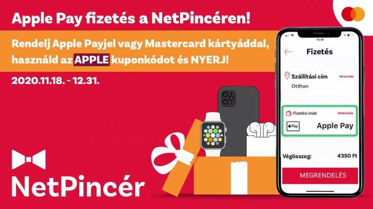 NetPincérezz és indítsd Apple termékekkel 2021-et! bevezetőkép