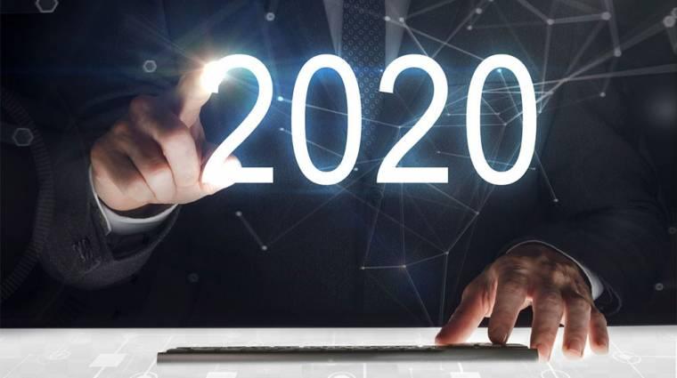 Ezek voltak 2020 legfurcsább tech trendjei kép