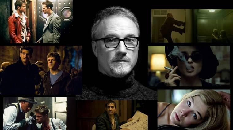 Rangsoroltuk David Fincher filmjeit kép