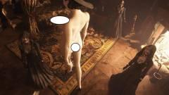Napi büntetés: természetesen meztelenre vetkőztethetjük Lady Dimitrescut kép