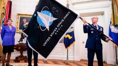 Hivatalosan őrzőknek hívják az amerikai hadsereg űrvédelmi alakulatának tagjait kép