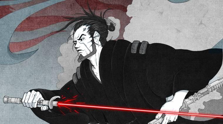 Bizsergetően látványos új előzetest kapott a Star Wars: Visions animesorozat bevezetőkép