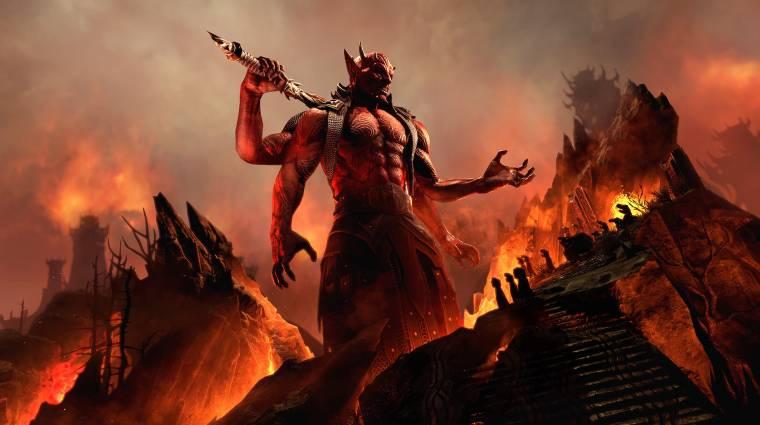 A The Elder Scrolls Online: Blackwood az Oblivion előzményeit meséli el bevezetőkép