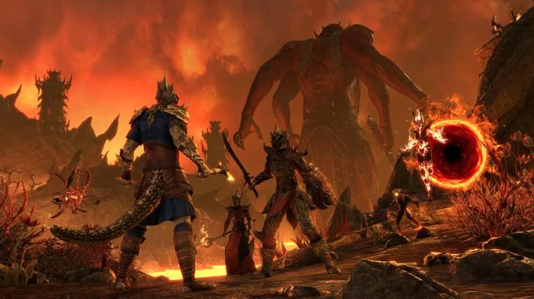 Csúsznak a The Elder Scrolls Online next-gen változatai bevezetőkép