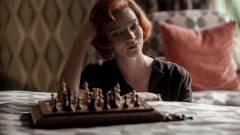 Polgár Judittal videócsetelt Anya Taylor-Joy, a Vezércsel főszereplője kép