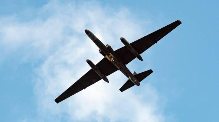 Először irányította mesterséges intelligencia az USA egyik katonai repülőgépét kép
