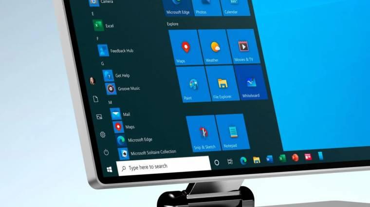 Nagy bejelentéssel készülhet a Microsoft a Windows 10 kapcsán kép