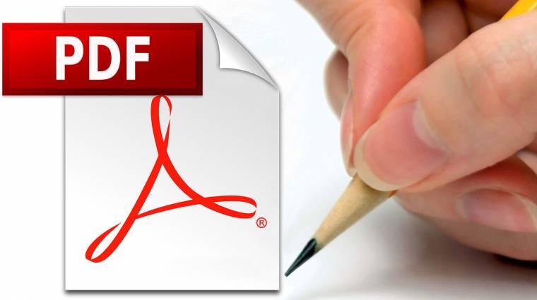PDFelement Pro - így szerkeszthetsz könnyen PDF-eket Apple eszközökön kép