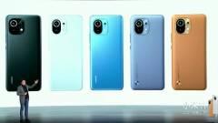 Hivatalosan is bemutatkozott a Xiaomi Mi 11 kép