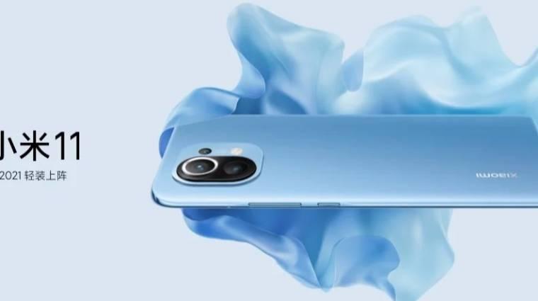 Nagyon komolynak ígérkezik a Xiaomi Mi 11 Pro kamerája kép