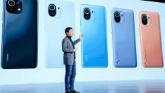Máris óriási sikert aratott a Xiaomi Mi 11 kép