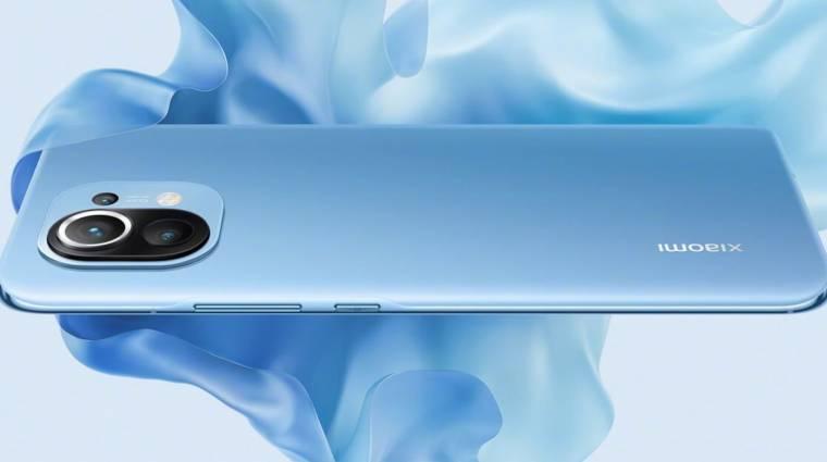 Megvan a Xiaomi Mi 11 hivatalos magyar ára kép