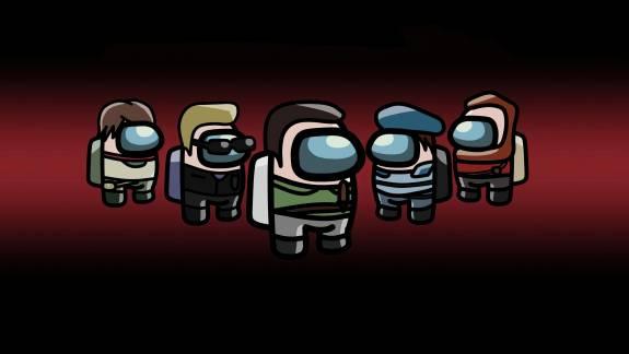 Kaotikus élmény, ahogy a Resident Evil szinkronszínészei játsszák az Among Ust kép