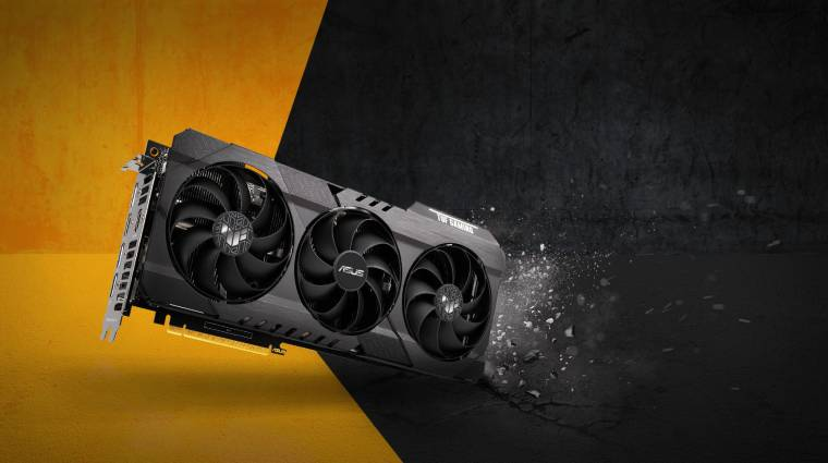 Érkezhet az Asus GeForce RTX 3060 Ultra? kép