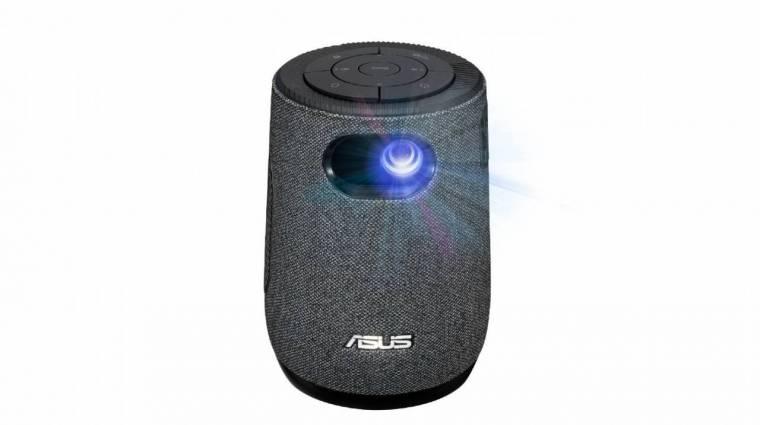 ASUS ZenBeam Latte - hordozható projektor egy bögrében kép