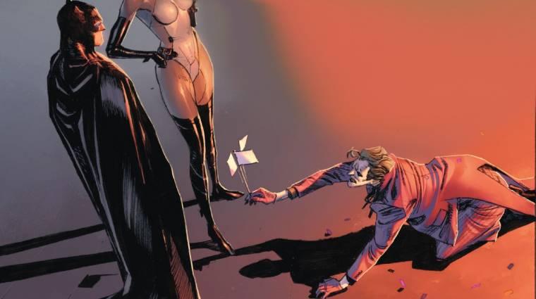 Kiderült, ki az a DC-gonosz, akitől még Joker is fél bevezetőkép