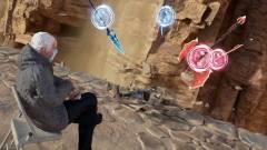 Napi büntetés: a Bernie Sanders mém játszható karakterré vált a Soulcalibur 6-ban kép