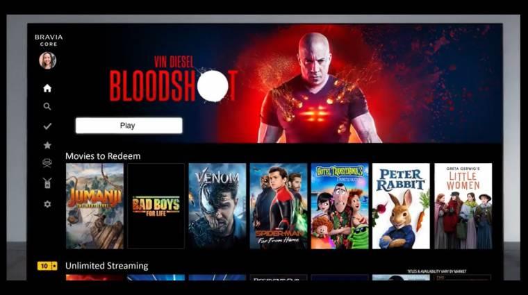 A Sony új streamingszolgáltatást indít, de nem olcsó a belépő kép