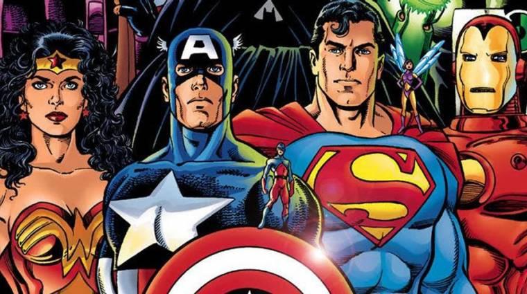 Hamar kudarcba fulladt, amikor a DC a Marvel egy sikeres csapata előtt akart tisztelegni bevezetőkép