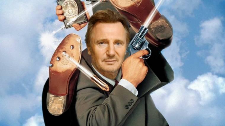 Liam Neesonnel készülhet el a Csupasz pisztoly remake-je kép
