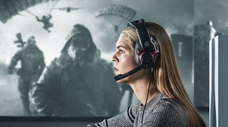 A gamer fejhallgatók új generációját hozná el az EPOS kép